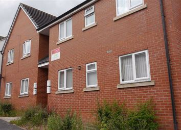 Thumbnail 2 bed flat to rent in 4 Mold Road, Deeside, Flintshire