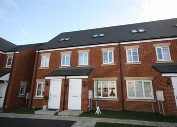 Thumbnail 3 bed town house for sale in Sandringham Way, Newfield, Chester Le Street, County Durham