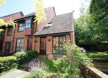 Thumbnail 2 bed end terrace house to rent in Badgers Close, Woking