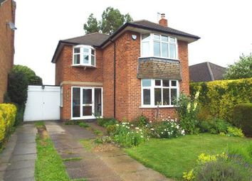 Thumbnail 3 bed detached house for sale in Ravensdale Drive, Wollaton, Nottingham, Nottinghamshire