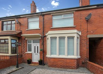 Thumbnail 3 bed terraced house for sale in Edgeway Road, Blackpool