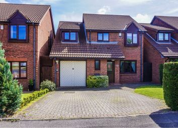 Thumbnail 4 bed detached house for sale in Balliol Court, Darlington