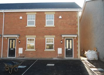 Thumbnail 2 bed town house to rent in Gibbons Way, North Cornelly