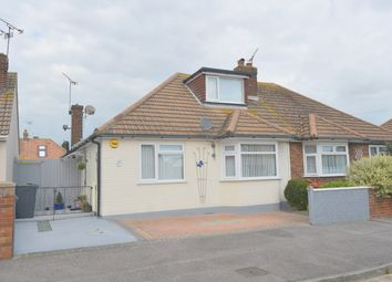Cliftonville Avenue, Ramsgate CT12. 2 bed semi-detached bungalow