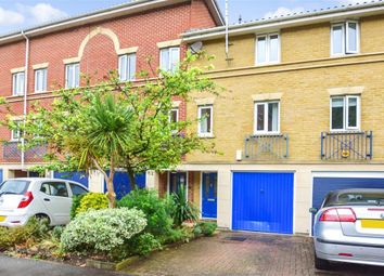 Thumbnail 3 bed town house for sale in Applecross Close, Rochester, Kent