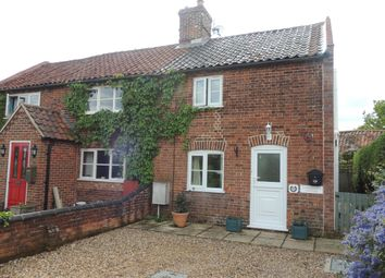 Thumbnail 2 bed property to rent in Yarmouth Road, Broome, Bungay