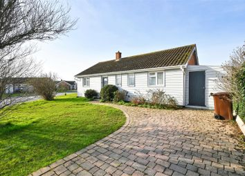 Thumbnail 4 bed detached bungalow for sale in Cardinals Drive, Pagham, Bognor Regis