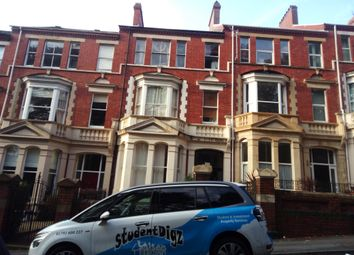 Thumbnail 2 bed flat to rent in St. James Gardens, Swansea