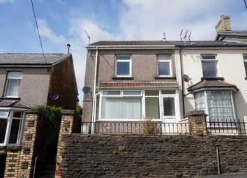 Thumbnail 3 bed end terrace house for sale in Bedwellty Road, Aberbargoed, Bargoed