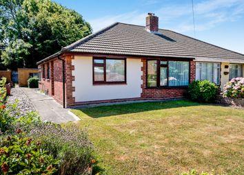 Thumbnail 2 bed semi-detached bungalow for sale in Morris Close, Gosport