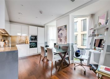 Thumbnail 2 bed flat for sale in Westbourne Apartments, 5 Central Avenue, London