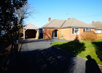 Thumbnail 3 bedroom detached bungalow to rent in Soldridge Road, Medstead, Alton