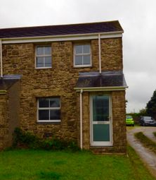 Thumbnail 2 bed detached house to rent in Four Lanes, Redruth