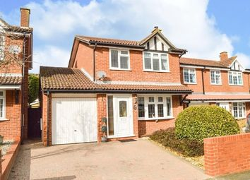 Thumbnail 3 bed detached house to rent in Westbury Close, Duston, Northampton