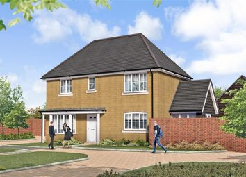 Thumbnail 3 bed detached house for sale in Peter's Village, Hall Road, Evabourne, Wouldham, Rochester, Kent