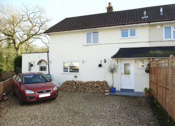Thumbnail 3 bed semi-detached house for sale in Oak Close, Farley, Salisbury