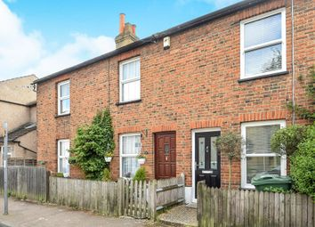 Thumbnail 2 bed terraced house for sale in Adelphi Road, Epsom