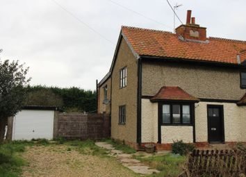 Thumbnail 3 bed semi-detached house for sale in 8 The Street, Cavenham, Bury St Edmunds, Suffolk