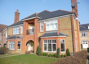 Thumbnail 2 bedroom flat to rent in Rainsborough Court, Hertford, Hertfordshire