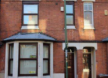 Thumbnail 6 bed terraced house to rent in Bute Avenue, Nottingham