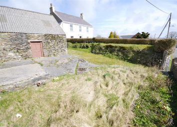 Thumbnail Land for sale in Maenclochog, Clynderwen