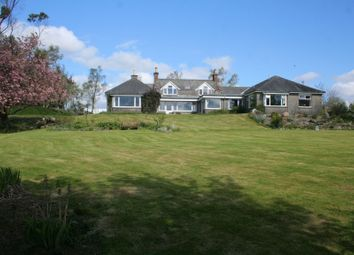Thumbnail 7 bed detached house for sale in Creetown, Wigtownshire
