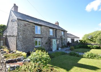 Thumbnail 4 bed detached house for sale in Eastcott, Bude