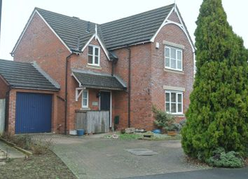 Thumbnail 4 bed detached house for sale in Hathorn Road, Hucclecote, Gloucester
