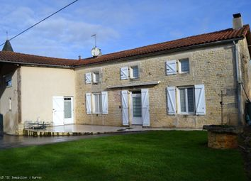 Thumbnail 5 bed property for sale in Ruffec, Poitou-Charentes, 16700, France