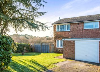 Thumbnail 3 bedroom end terrace house for sale in Petwyn Close, Ferndown