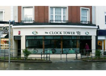 Thumbnail Restaurant/cafe to let in Clock Tower Coffee Shop, Newton Abbot