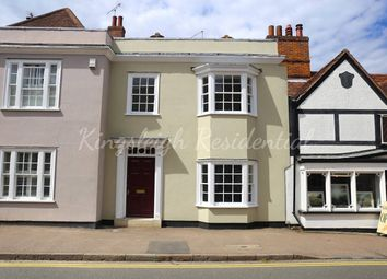 Thumbnail 2 bed terraced house to rent in High Street, Dedham, Colchester, Essex
