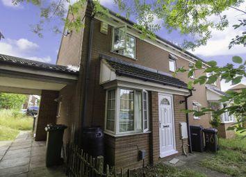 Thumbnail 1 bedroom property for sale in Dorrington Close, Luton