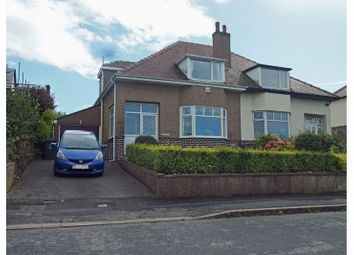 Thumbnail 2 bed semi-detached house for sale in Coastal Rise, Hest Bank, Lancaster