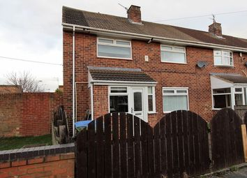 Thumbnail Terraced house to rent in Dunston Place, Blyth