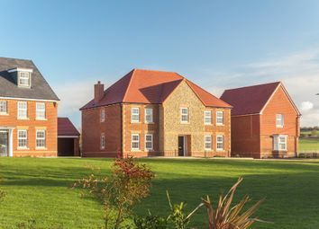 """Thumbnail 5 bed detached house for sale in """"Glidewell"""" at Stoke Road, Poringland, Norwich"""