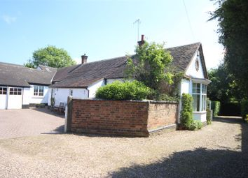 Thumbnail 3 bed detached bungalow for sale in Elm Tree Drive, Burbage, Hinckley