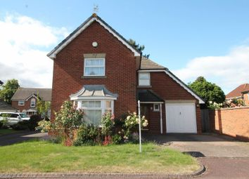 Thumbnail 4 bed detached house for sale in Broadstone Close, Barnwood, Gloucester