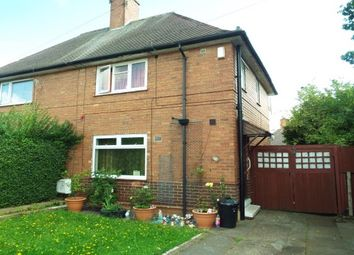 Thumbnail 3 bed property to rent in Bradfield Road, Nottingham
