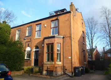 Thumbnail 2 bed flat to rent in Old Lansdowne Road, Didsbury, Manchester