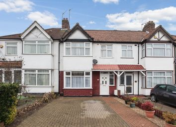 Thumbnail 3 bed terraced house for sale in Meadowbank Road, London