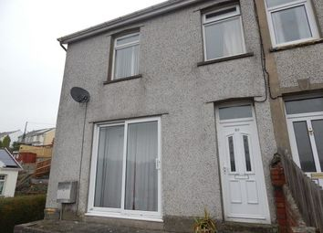Thumbnail 2 bed end terrace house for sale in Pen Y Graig Terrace, Brynithel