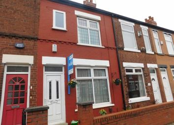Thumbnail 3 bedroom terraced house for sale in Charlotte Street, Vernon Park, Stockport