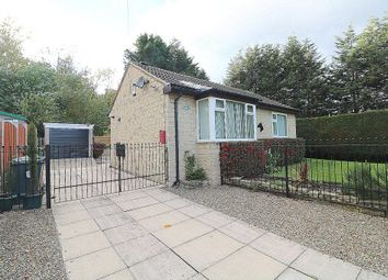Thumbnail 2 bed detached bungalow for sale in Mount Gardens, Cleckheaton