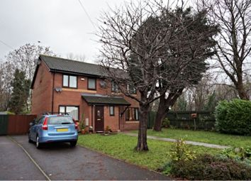 Thumbnail 2 bed semi-detached house to rent in Lytham Grove, St Mellons