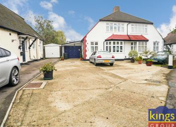 Thumbnail 3 bed semi-detached house for sale in Blackthorne Drive, London