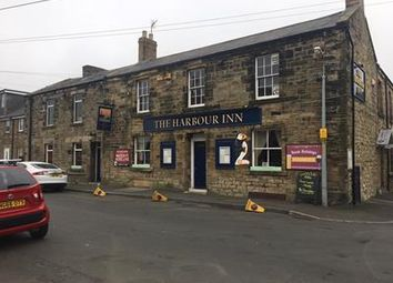 Thumbnail Pub/bar for sale in Harbour Inn, 23 Leazes Street, Amble, Morpeth, Northumberland