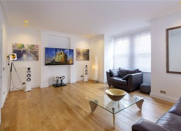 Thumbnail 3 bedroom flat to rent in Willoughby Road, Hampstead, London