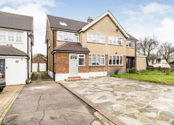 Thumbnail 3 bedroom semi-detached house for sale in Essex Gardens, Hornchurch