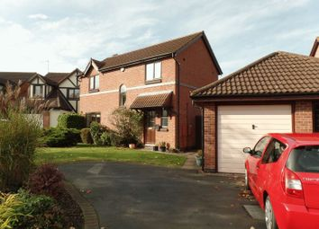 Thumbnail 3 bed detached house for sale in Daniels Cross, Newport